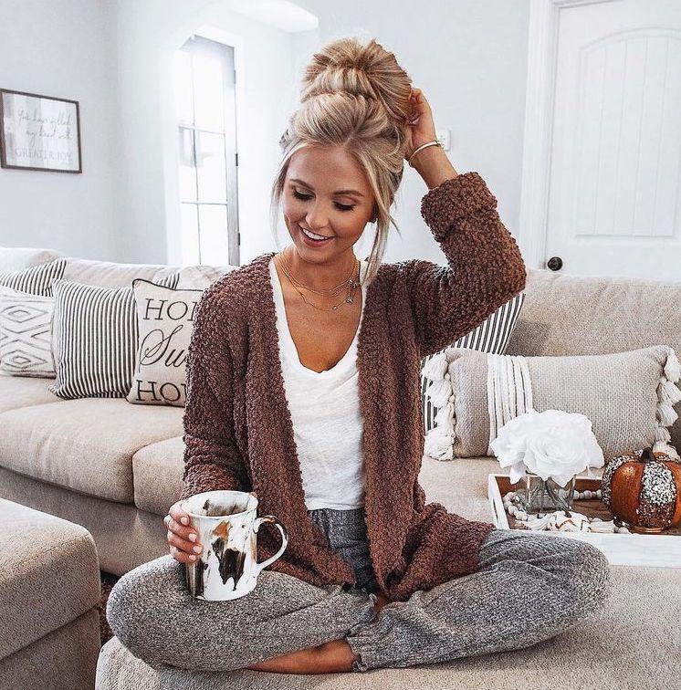 Как быть стильной дома?